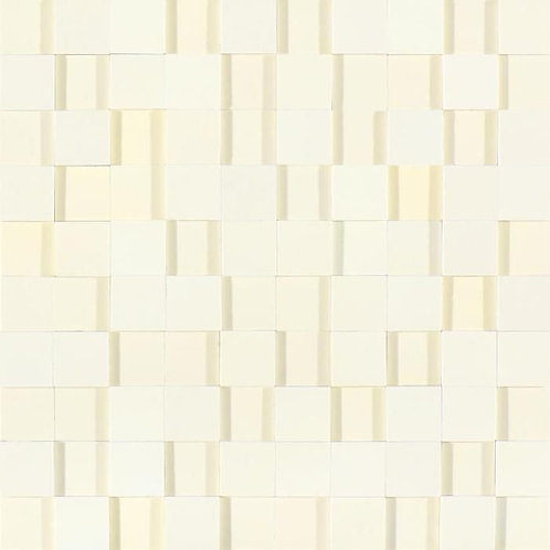 Керамогранит Alabastri Mosaico 3d Miele Glossy 30*30 см