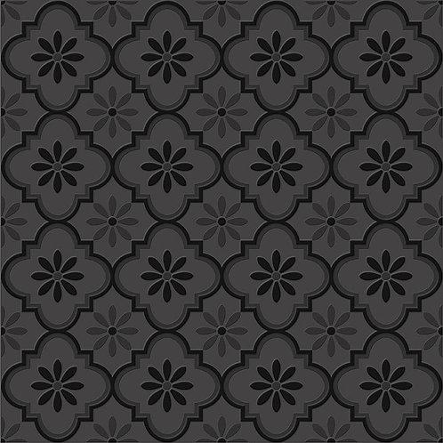 Керамогранит City Glamour Black On Black Base #03 60 х 60 см