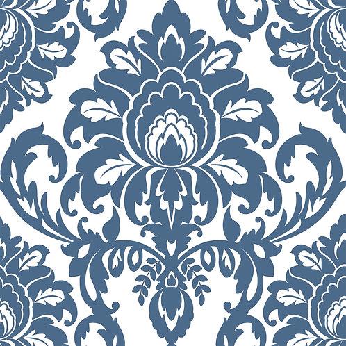 Керамическая плитка Colibri Blu Dec.B4 12,5 × 12,5 см