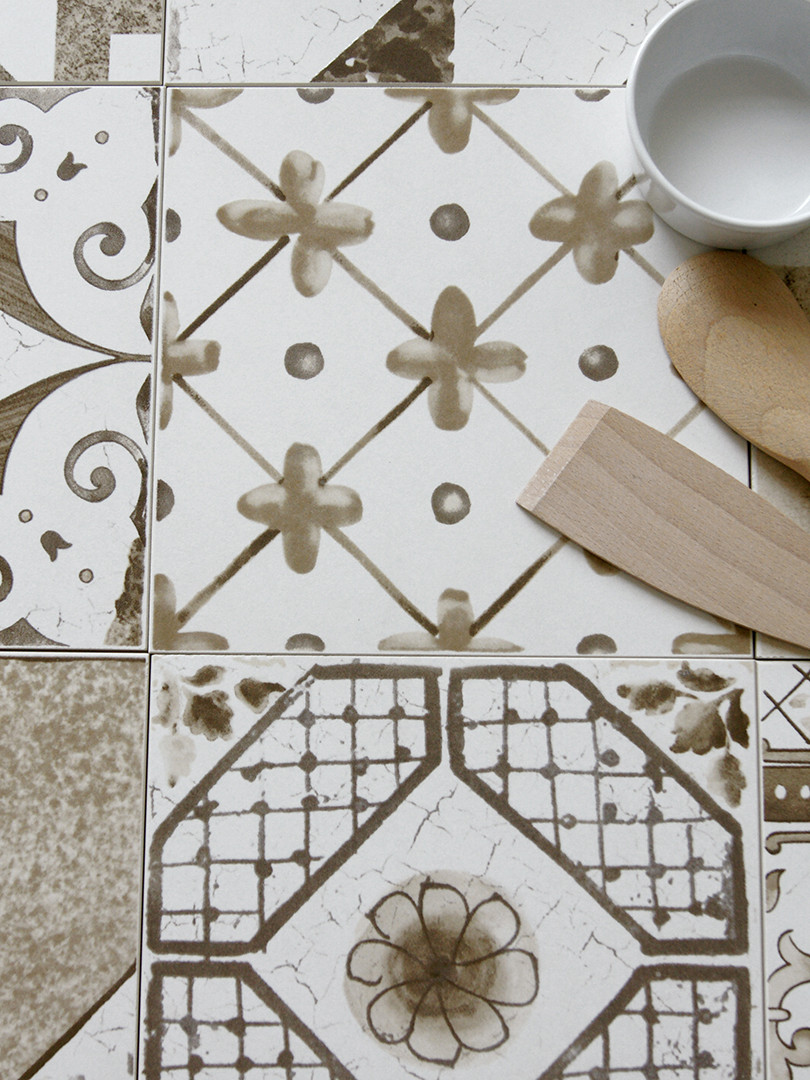 Unica ceramiche Maiolica mix