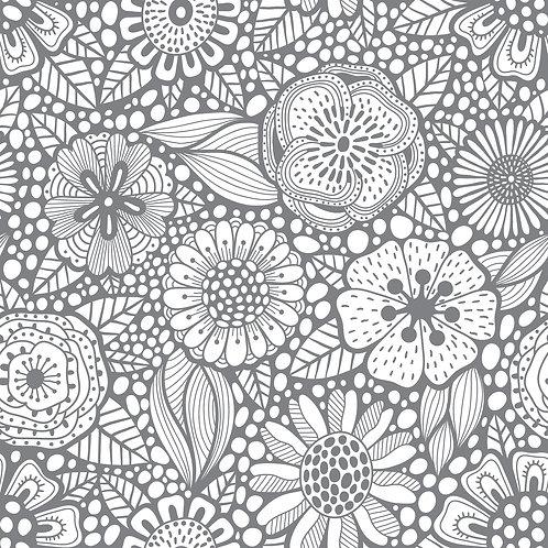 Керамическая плитка Colibri Gia/Gr. Dec.A4 12,5 × 12,5 см