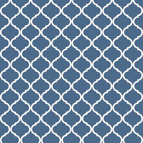 Керамическая плитка Colibri Blu Dec.B5 12,5 × 12,5 см