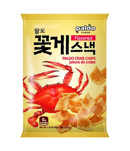 Crab chips Paldo 50g