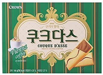 Crown Couque Dasse (Vienna-White torte Ind)