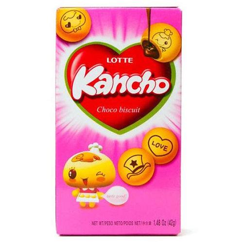LOTTE Kancho CHOCO 42g