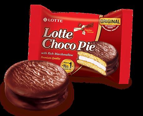 Choco pie lotte individual