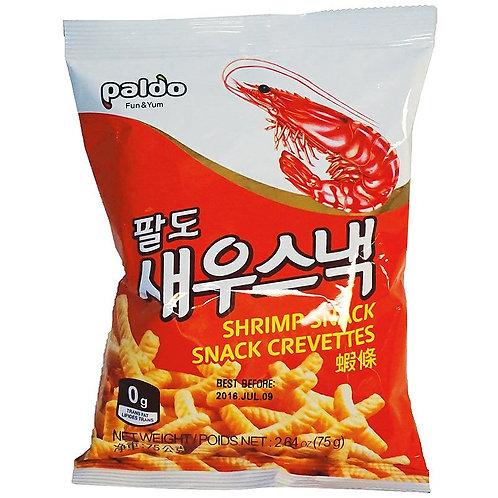 Shrimp snack Paldo 75g