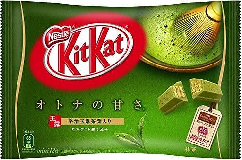 Kitkat Green Tea Chocolate 146g