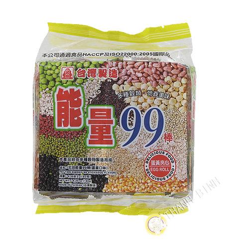 Barritas de cereal Pei ten 99 180g (18pzas)