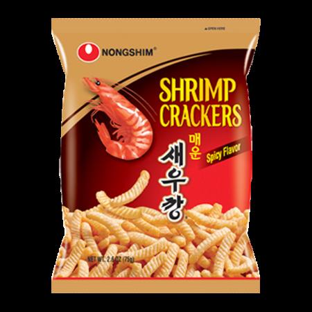 Shrimp cracker spicy 75g NS