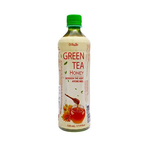 Te verde con miel 530ml ChinChin