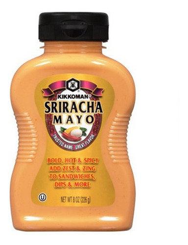 Kikkoman Sriracha/mayonesa 226G