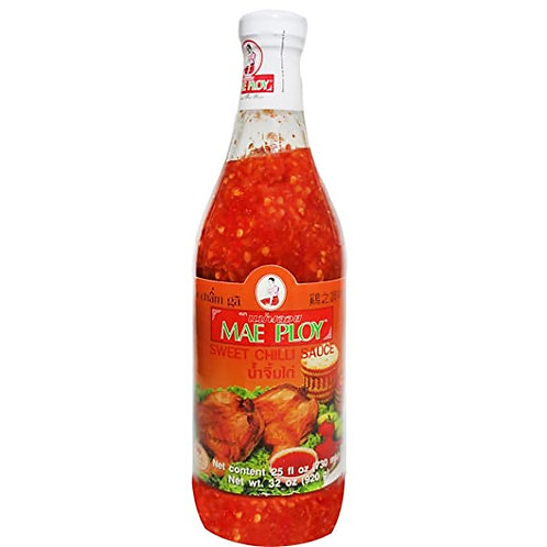 Salsa Chile dulce (seet chili) Mae Ploy 920g