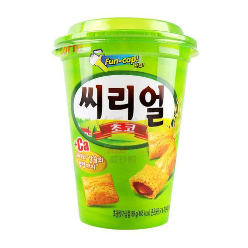 CHOCO CEREAL 89g LOTTE