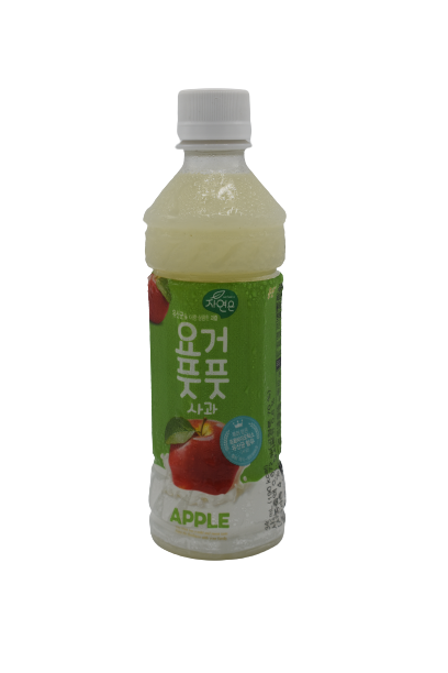 Bebida Yogurt Manzana 340 ml Natures Woongjin