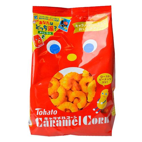 Tohato Carmel Corn 80g botana de maiz y caramelo