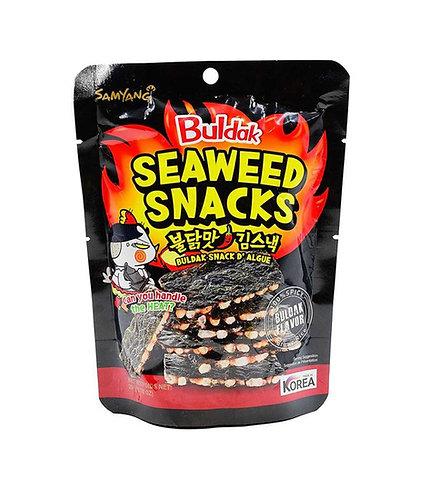 Samyang seaweed snacks buldak 20g