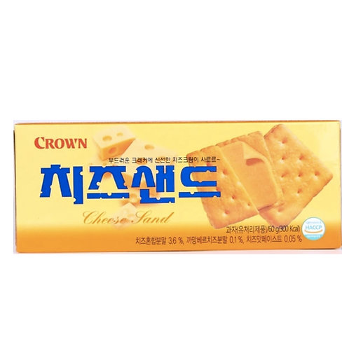Crown chese cream sand 60g
