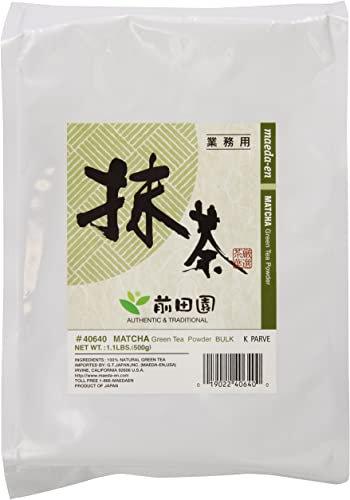 Maeda Matcha powder Gyomu-yo Polvo 500g