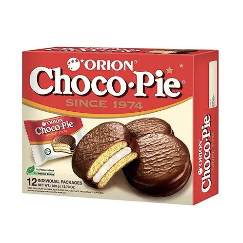 Choco pie orion 468g 12 pzas