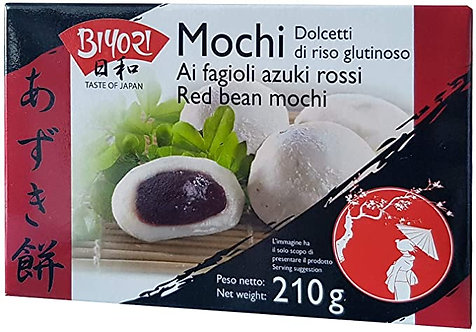 Mochi  Dulce 210g , azuki