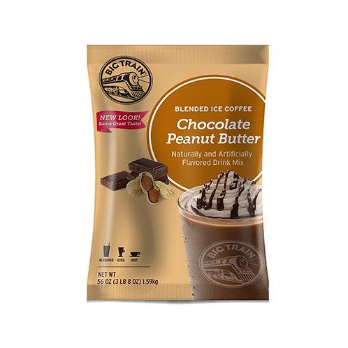 CAFE CHOCO PEANUT BUTTER BIG TRAIN 1.59KG