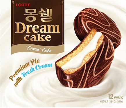 LOTTE DREAM CAKE CREMA 32g