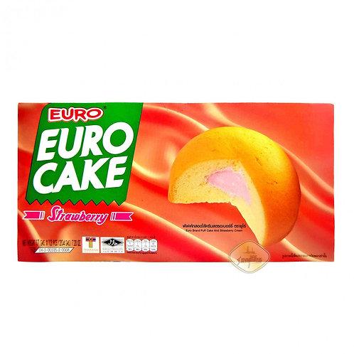 EURO CAKE FRESA 204g