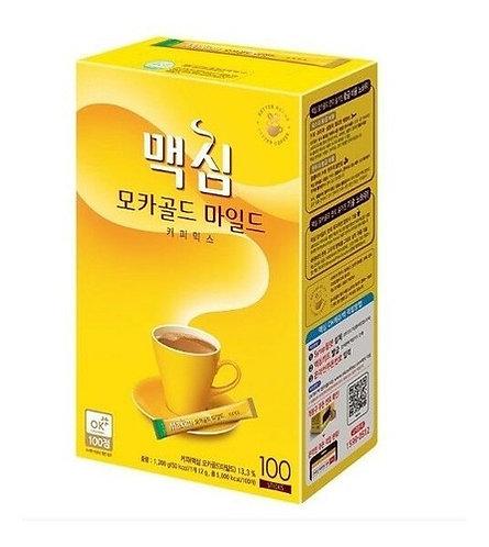 Café de Moka instantaneo Maxim 12g caja 100 pz