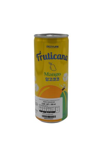 FRUTICANA MANGO 240ML