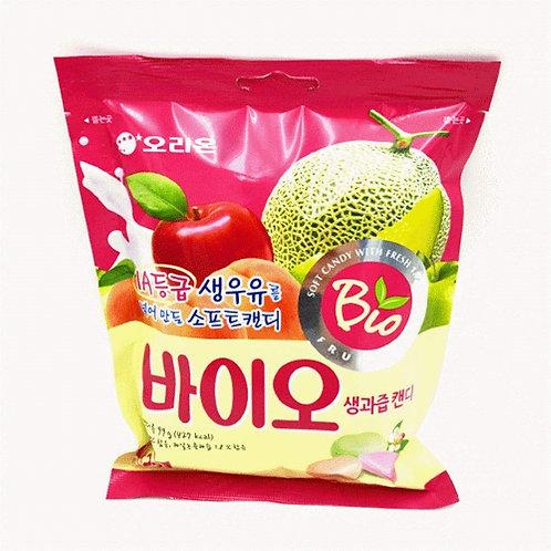 Bio Candy frutas 99g Orion