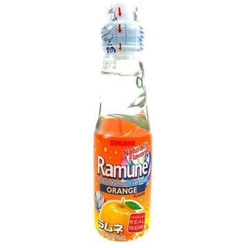 Ramune NARANJA 200 ml