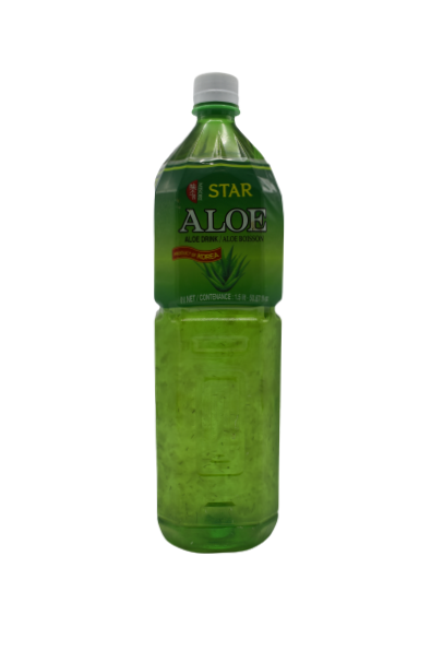Bebida Aloe Star 1.5 lts