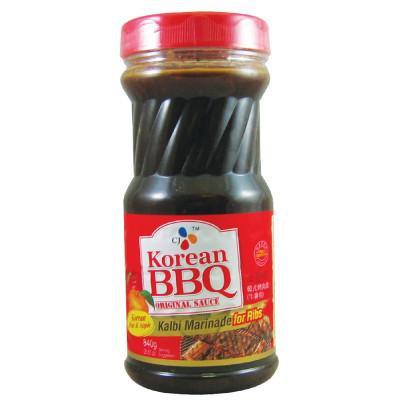 CJ KOREAN BBQ GALBI Marinador PORK 840g
