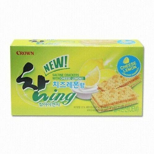 Crown ing chese lemon 135g
