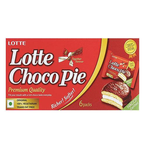 Choco pie lotte 168g
