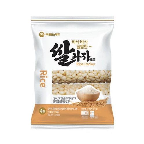 Rice cracker 70g MOMMOS