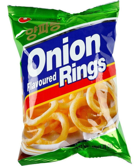 Onion ring snack 50g
