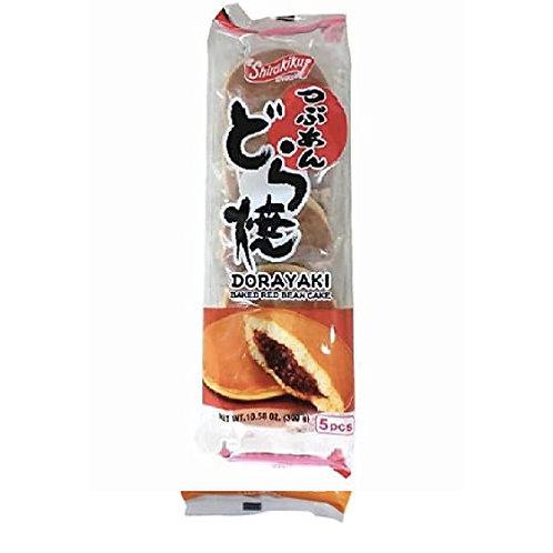 Shimizun dorayaki kuri 5pzas 310g frijol