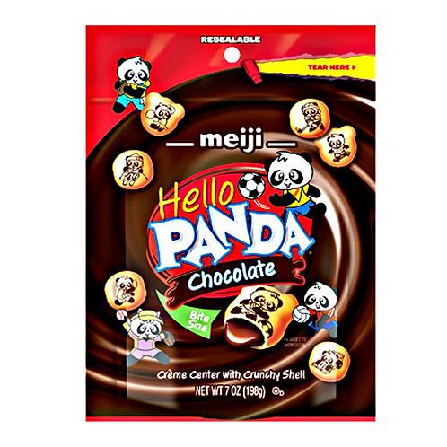 MEIJI PANDA CHOCO 198g