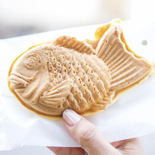 Taiyaki 400g Dulce pescado con azuki Nichirei