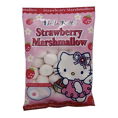 Malvavisco Hello Kitty fresa Jelly 90g