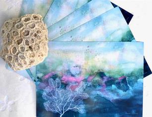Enchanted Reef Postcard