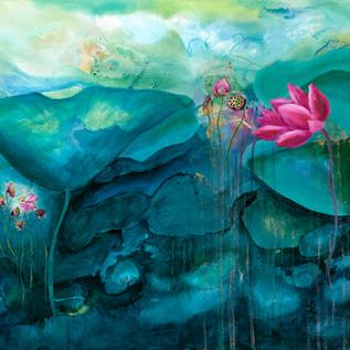 Enchanted Summer Blooms.