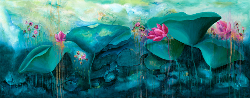 Enchanted Summer Blooms