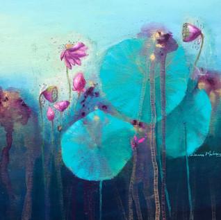 Enchanted Summer Blooms 4.