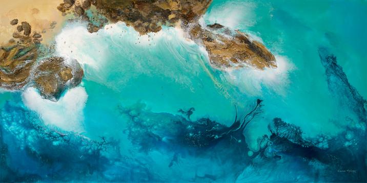 Stradbroke Island Blue