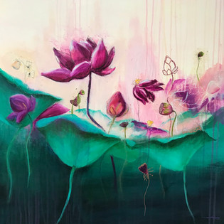 Ebb & Flow of the Lotus.