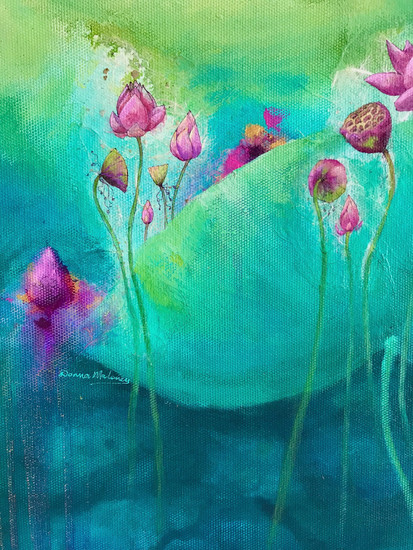 Enchanted Summer Blooms 2