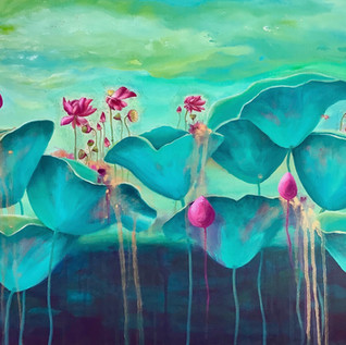 Enchanted Summer Blooms 6.